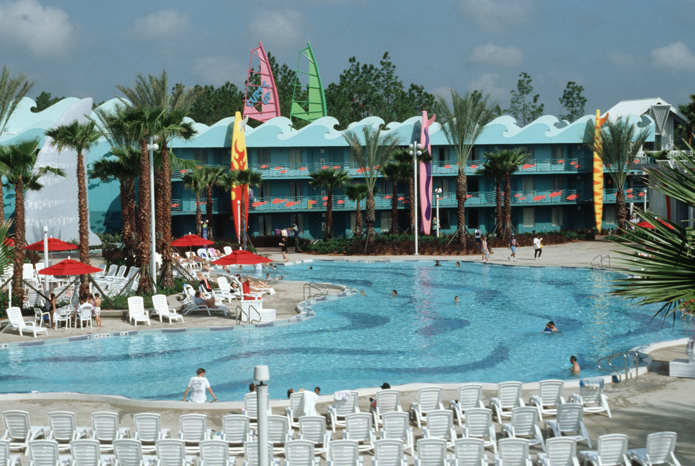 Disneys AllStar Sports Resort