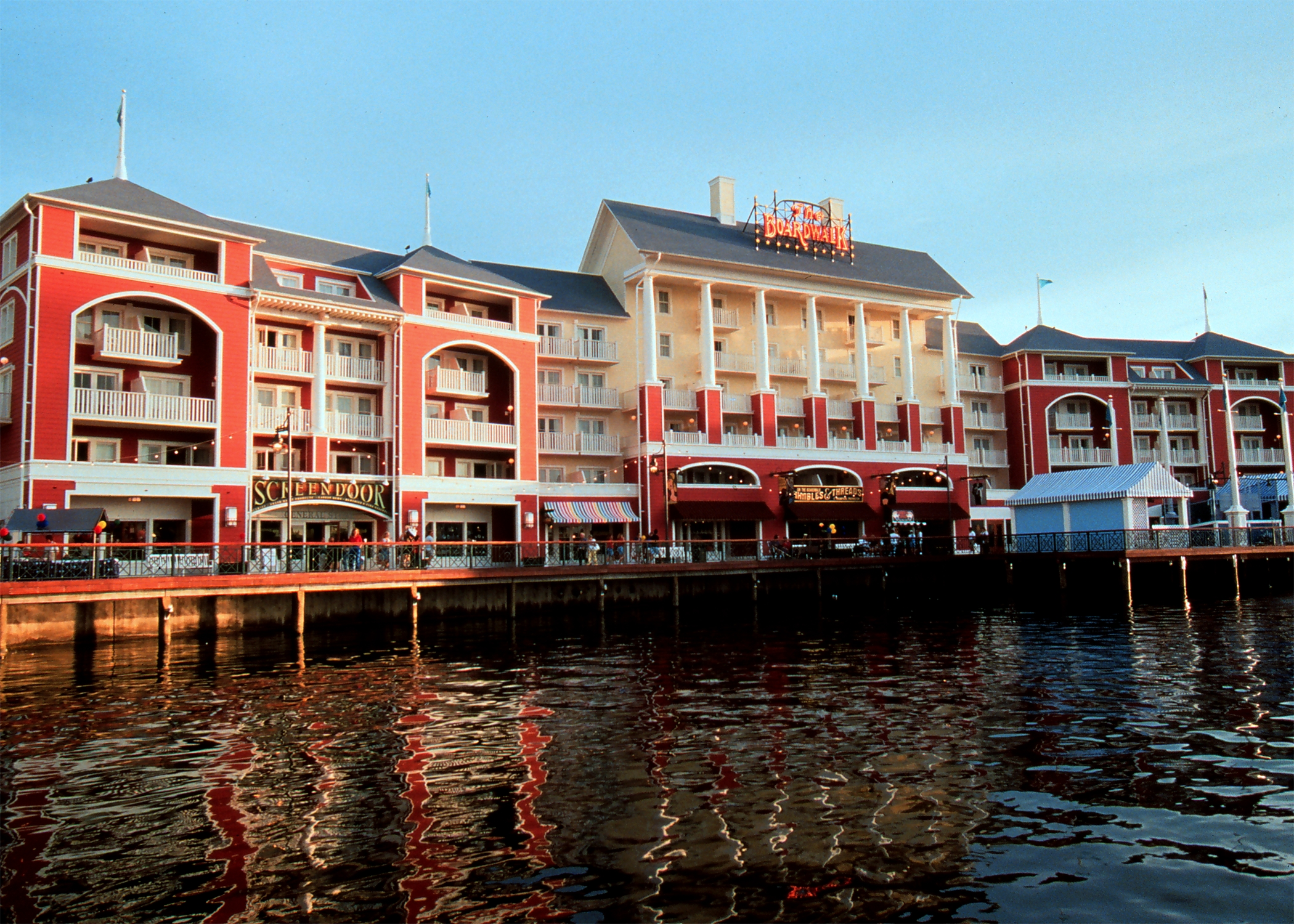Walt Disney World Boardwalk Villas Reviews