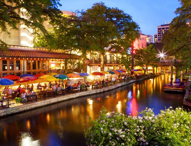 Mexican Restaurants Riverwalk San Antonio Texas