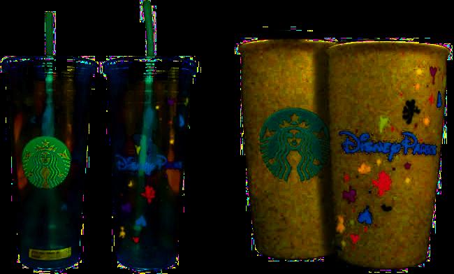 New Disney Parks Starbucks Merchandise Magical