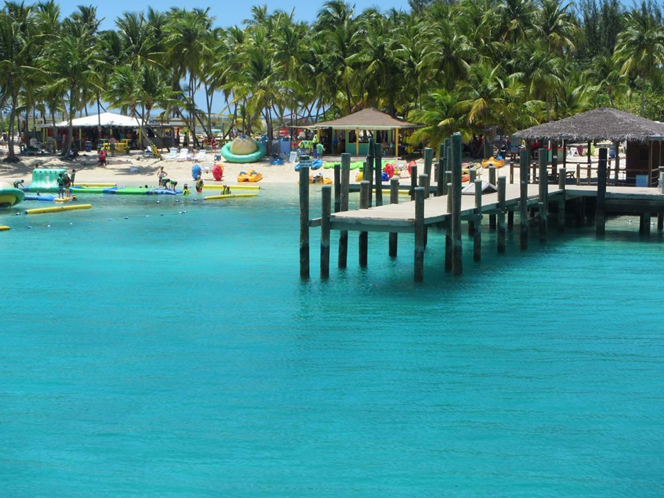 Blue Lagoon Island Beach Day Disney Cruise