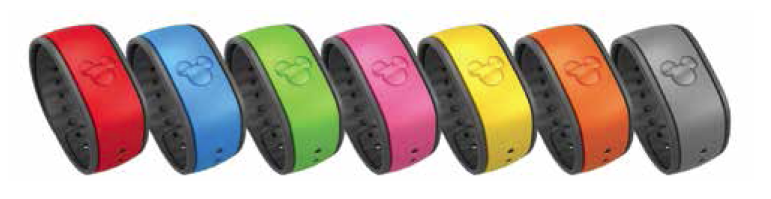 Magicbands Now In All Colors For All Guests Magical