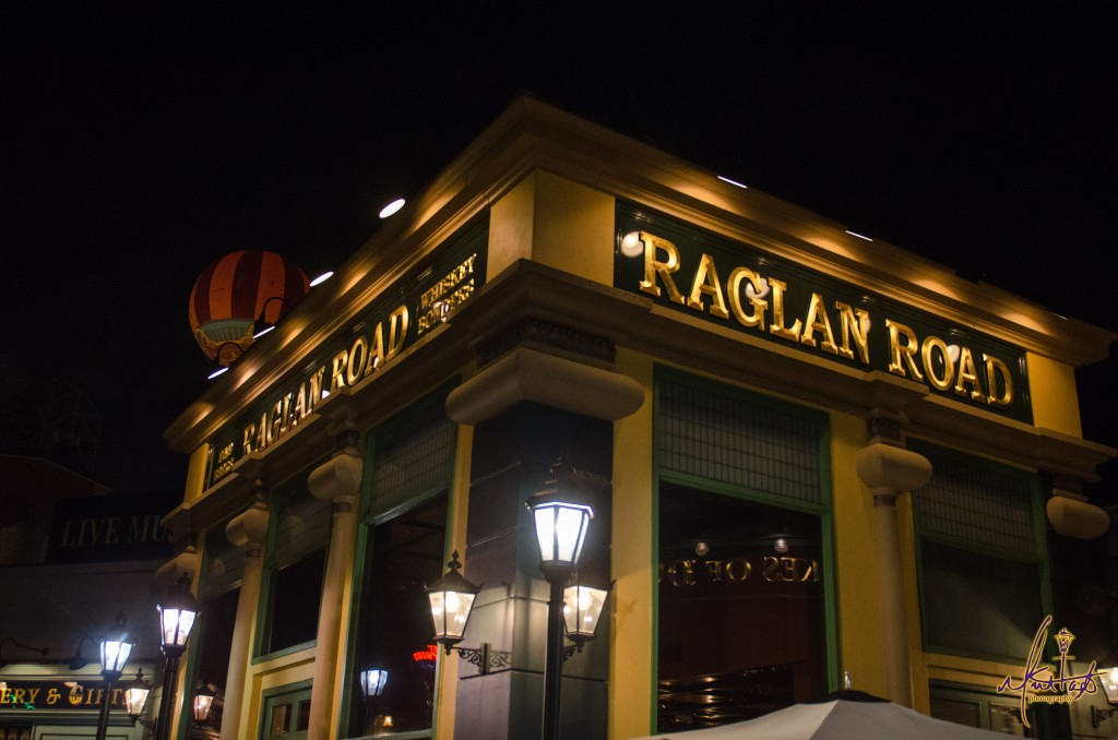 Raglan Road In Downtown Disney Magical Distractions