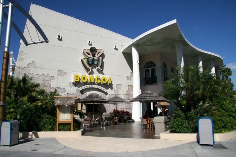 Bongos Cuban Cafe Downtown Disney Reviews