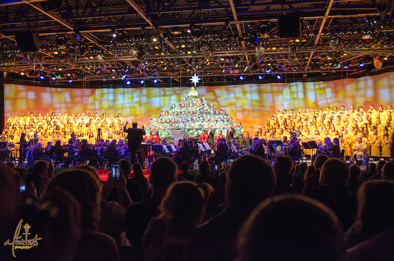 2018 Disney Candlelight Processional | Performance ...