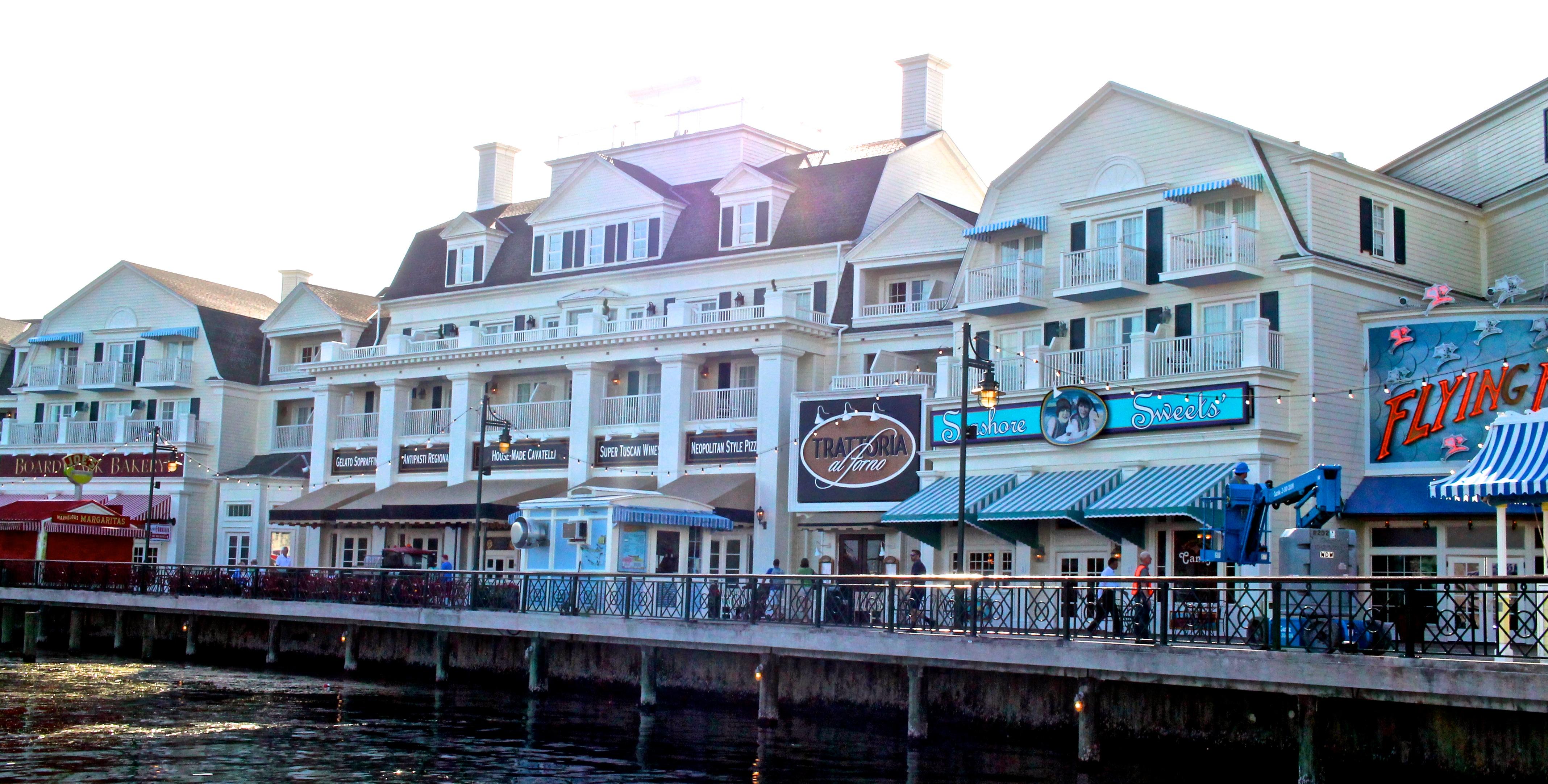 The Whimsy Of Disney S Boardwalk Inn Amp Villas Magical