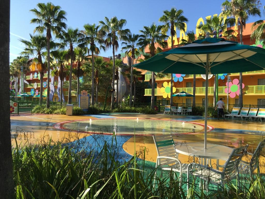Disney S Pop Century Resort Room Review Magical Distractions